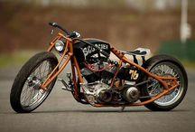 Harley Davidson - Motos / Même si je ne suis pas spécialement fan de motos, il y en a de très belles