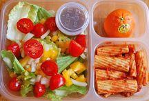 Work lunches / by Marybeth McNamara