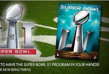 Super Bowl LI!!! / Super Bowl LI Souvenirs!!!
