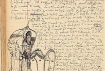 Manuscritos / de escritores
