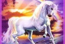 Unicorns and Pegasi