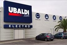 Nos magasins / Quelques photos extérieures et intérieures des magasins Ubaldi.com