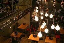 Design Lampu Cafe