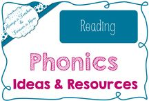 Always Teaching Phonics / Phonics Ideas and Resources