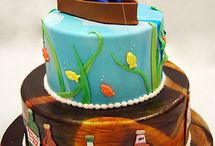 Cake Ideas - Novelty Cakes / by Frode Breimo