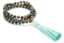Limited Edition Malas and Bracelets