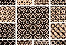Motivos · Patterns / by Eva Quevedo Ruiz (Aveziur)