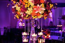 Wedding Venue Decor / Floral Design / Floor Design