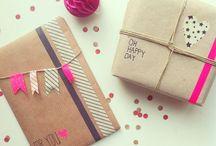 Emballages cadeau