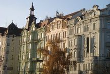 Just Prague / The magic that is Prague, including views of our marvelous hotels