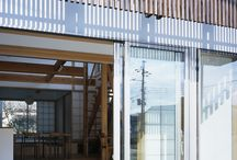 igawa-arch/A house integrated with the environment