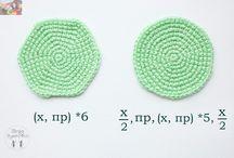Crochet *** Вязание крючком