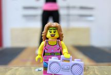 Get Your Fitness On / Fit and fab. Advice to help you keep on moving. / by TheRogueCookie