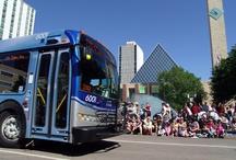 Sustainable Transportation / Cycling | Walking | Carpool | Transit http://thewaywemove.ca