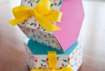 box hexagonal