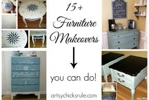 DIY Collections / A collection of the Top DIY projects out there! DIY projects include home, garden, party ideas, home fix-its, holidays and organization.  / by Carrie Welch