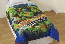 Teenage Mutant Ninja Turtles Gnarly Royal Bedding