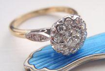 Rings / by Marylynn Johnson