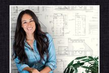 Magnolia Home Wallpaper by York / Joanna Gaines has partnered with York Wallcoverings on a neutral-heavy collection called (unsurprisingly) Magnolia Home. The result is a line full of her go-to palette — black and white — with a few surprises.