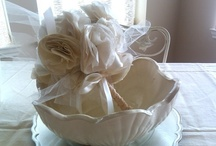 """Pretty Paper Flower Arrangements and Bouquets / Beautiful bouquets and decor that are """"keepers"""" of the paper craft world, all handmade. Used for weddings, celebrations, and home decor. / by GRACELINE Paper Studio (Karen Hornsten)"""