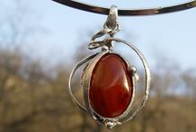 Milena Sekyt, Jewerly / Original piece of hand-crafted jewelery