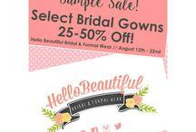 ::Sample Sale Time::