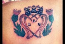 tattoo designs / by Deb Watts