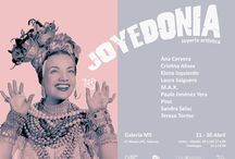Joyedonia / Joyería artística. Melting Point 2016