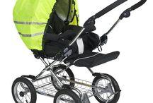 Pokrowce wózka / Pokrowce przeciwdeszczowe do wózka dla dzieci