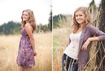 senior poses / by Cait @ Tulip Tree