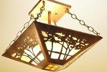 Arts & Crafts Lighting