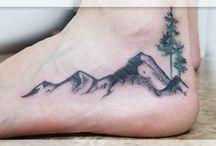 Tatuaje pe copaci