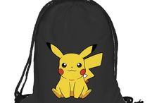 Pokemon Bags