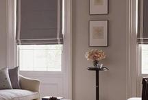 Reeds curtains blinds
