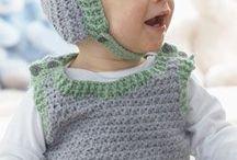 crochet vest baby free pattern