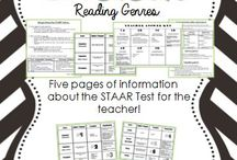 STAAR. Reading / by Kim Hamilton
