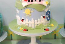 Jack's 1st birthday cake