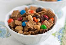 snacks / by Emily Drain