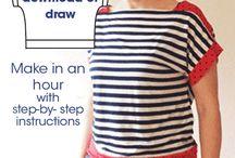 Cloth's pattern