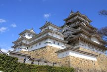 Castles, Churches, Temples, and Shrines / by Ei-Ichi Osawa