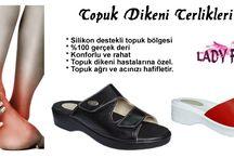 Topuk Dikeni Ayakkabı ve Terlikleri / Topuk dikeni hastaları için özel topuk dikeni terlik ve topuk dikeni ayakkabı  modelleri www.ortopedikterlik.com 'da