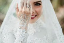 Hijab Muslim Bride