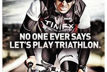 Triathlons / Everything and anything associated with Triathlons, Triathletes, and tri motivation