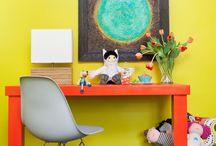 kid ideas- / by Gretchen Petrunich