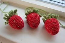 Strawberry Everything / by Amanda Panda