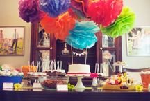 Party ideas / by Full of Great Ideas