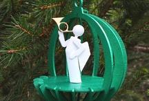 3D-Weihnachtsbaumbehang