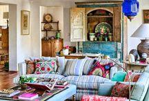 bohemian room