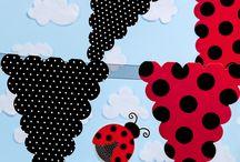 Feestje Kapoentje × Party Ladybug
