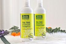 Tea Tree Hair Care
